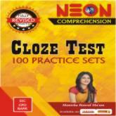 e-book (Cloze Test - 100 Practice Sets)